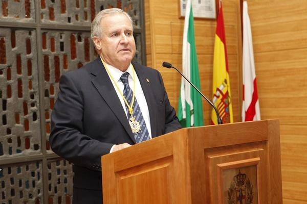 El hasta ahora presidente del Colegio de Médicos de Almería se hace cargo del de Andalucía