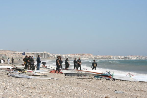 Playa Mar Azul en Almerimar