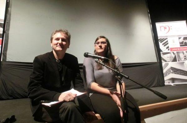 Acto de presentación del documental