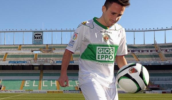 El ex de la UD Almería ha recalado en el club de su ciudad natal de Liga Adelante