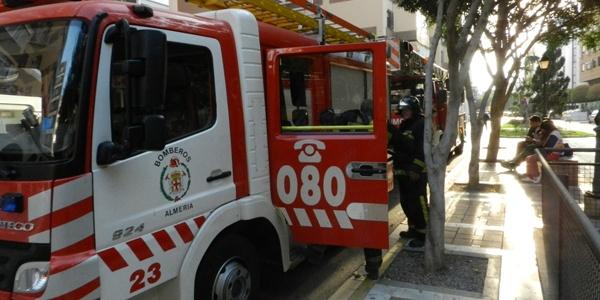 El fuerte viento ha provocado 23 llamadas al 112 en toda la provincia de Almería