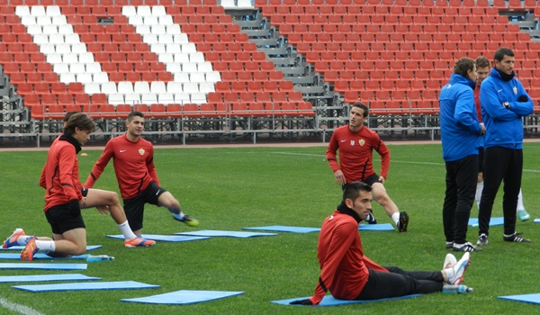 El jugador del Tottenham viene cedido al Almería