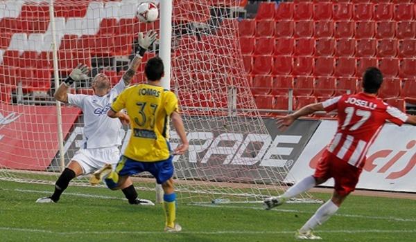 El extremo de la UD Almería B está siendo una pieza fundamental este temporada en Segunda División B