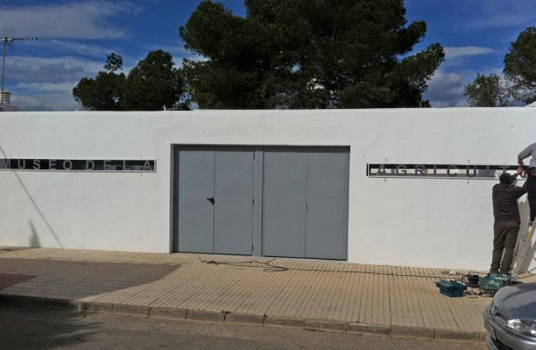 Museo Agricultura de La Mojonera