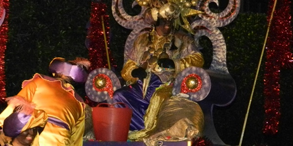 Reyes Magos en Almería
