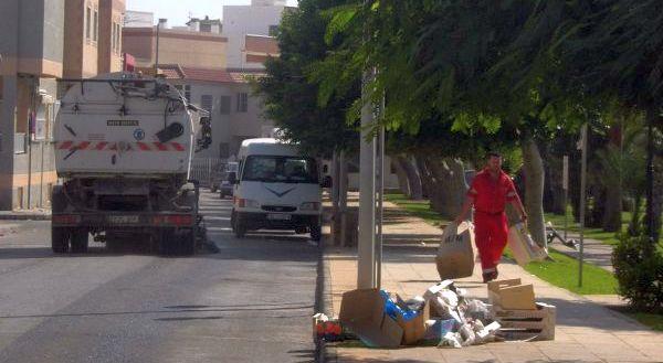 limpieza calles