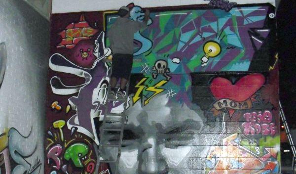 Graffiti Vícar