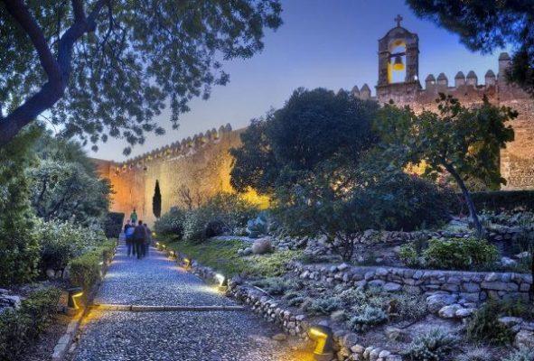 Acceso Alcazaba