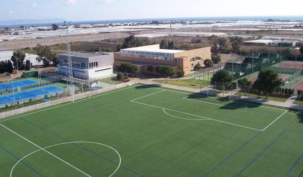 Escuela de fútbol 7 adaptado