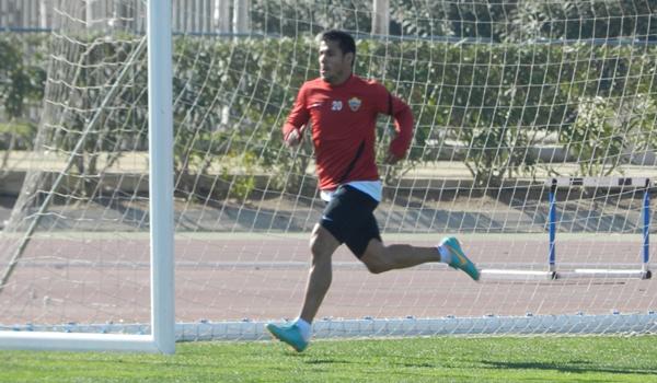El Almería podría escaparse este Liga Adelante si vence al Real Madrid