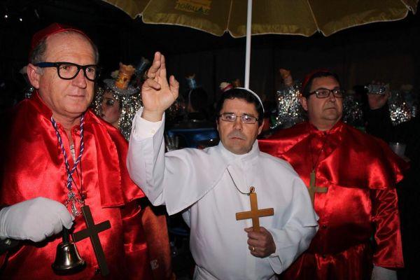 SITO MIÑARRO, pERSONAJE DEL CARNAVAL DE pULPÍ 2013