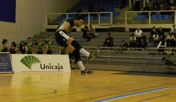 El colocador de Unicaja Almería quiere el título de la Superliga de Voleibol de España