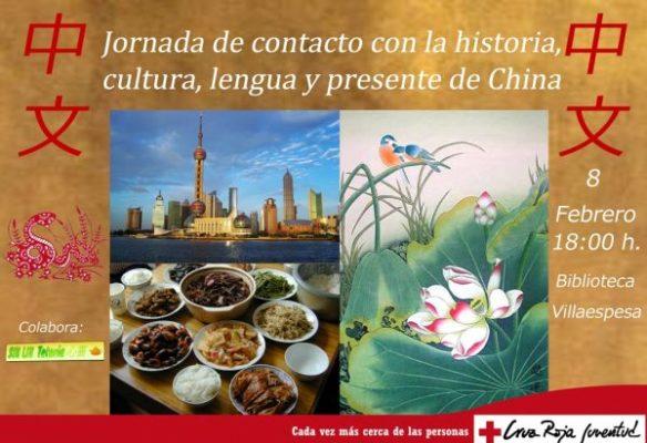 Cartel jornada China