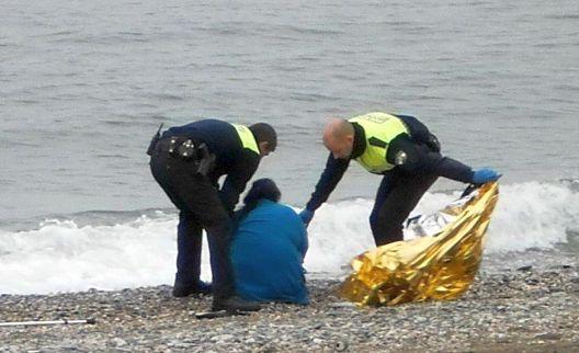 rescate policia local