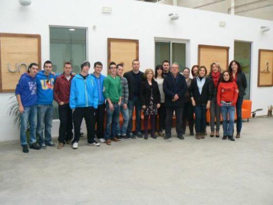 Alumnos Vícar