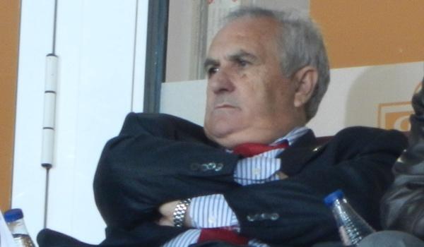 Presidente de la UD Almería que quiere hacer buena Liga Adelante y subir a Liga BBVA