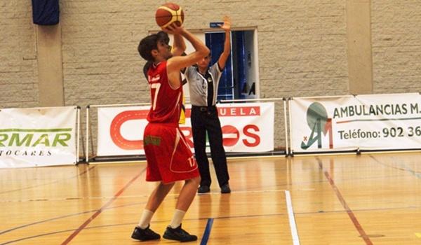 El equipo de baloncesto perdió con el Cazorla en Primera División Nacional