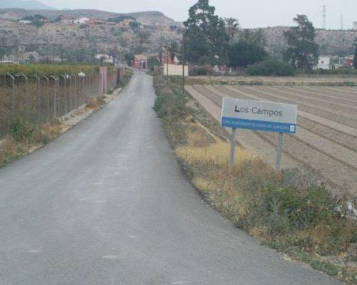 Encamina2. Cuevas Los Campos
