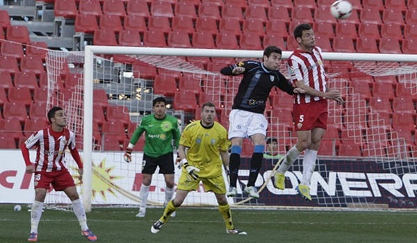 El Almería B sigue firme en el grupo IV de Segunda División B