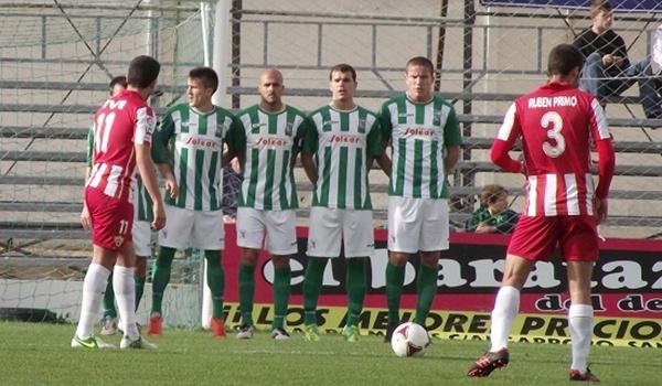 El Almería B perdió otro partido a domicilio en esta Liga de Segunda División B