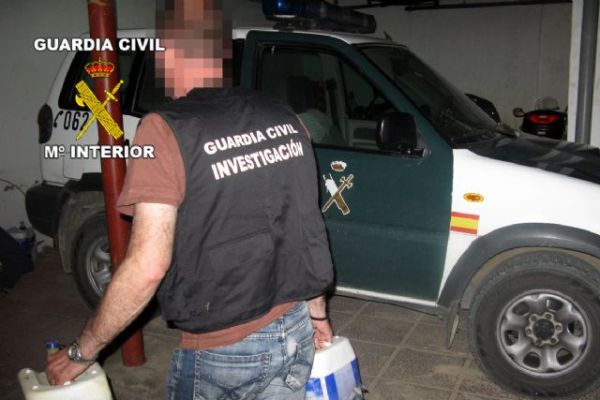 Guardia Civil investigación
