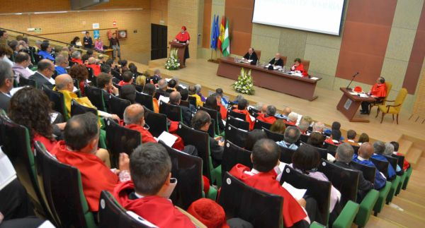 Honoris causa UAL