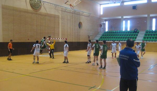 Universidad de Almería a Córdoba para Campeonato de Andalucía Universitario