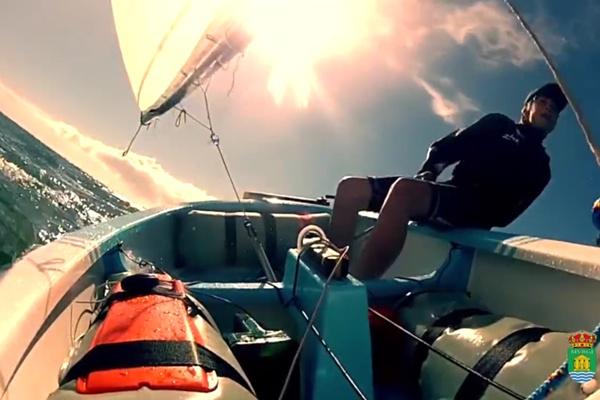 Semana Santa con deportes de aventura con windsurf, vela, MTB y motociclismo