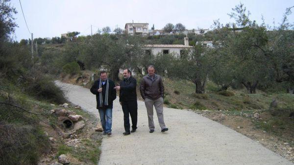 Visita Caminos Vélez