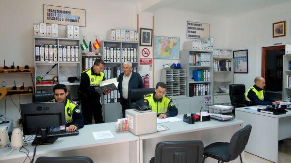 dependencias policia local Albox