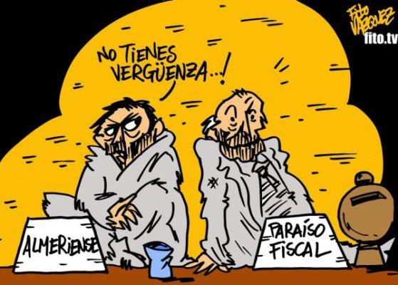 mendigos Fito Vázquez