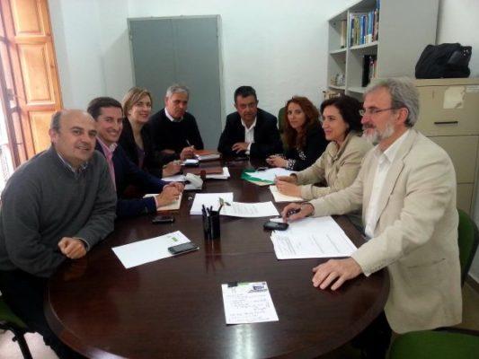 29-04-2013 Reunión de Hortyfruta en la OCA de Motril 1