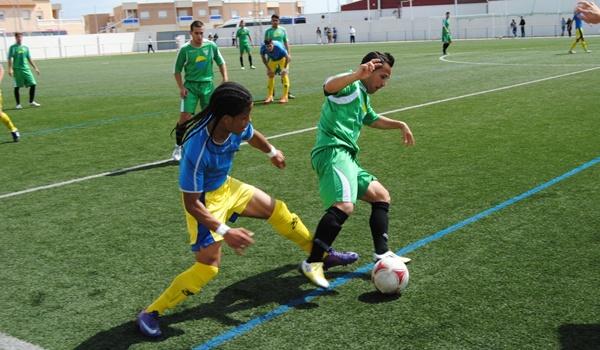 Tercera División equipos de Almería luchan por la permanencia