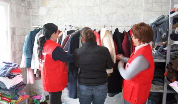 Cruz Roja Macael