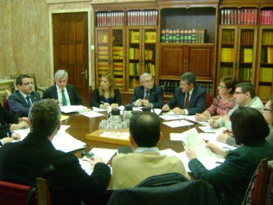 Reunión del PFEA
