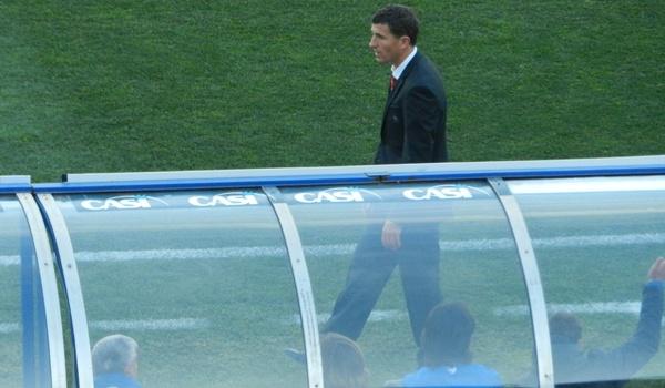 El míster de la UD Almería mete a su equipo en ascenso a Primera