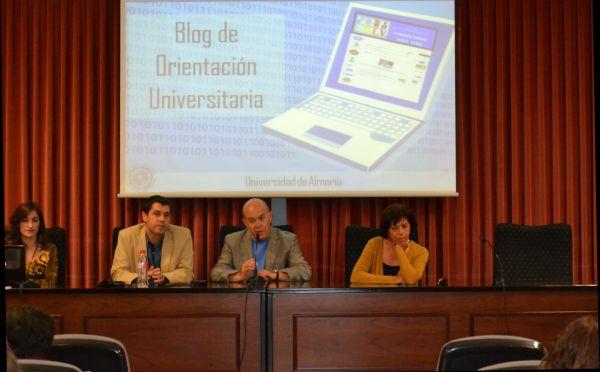 Presentacion blog orientación educativa