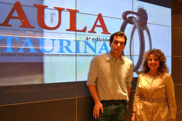 Inauguración Aula Taurina UAL