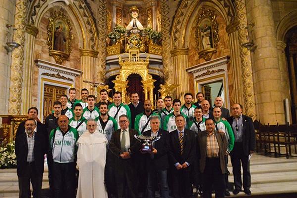 El mejor equipo del voleibol de España tras ganar la novena Superliga