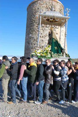 Virgen del Mar a Torregarcia