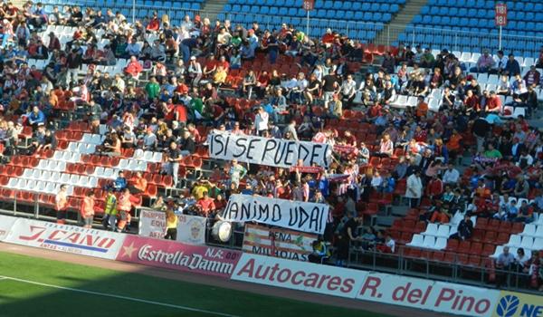 UD Almería quiere el ascenso a Primera desde la Liga Adelante