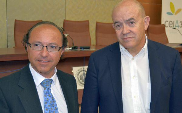 Balance jornadas Fco Egea y Jose Guerrero