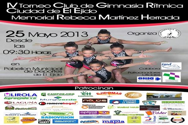 Gimnasia Rítmica en la provincia de Almería