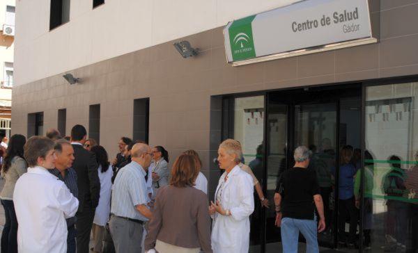 Centro de Salud de Gádor