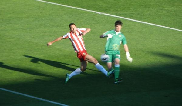 UD Almería lucha por el ascenso en Liga Adelante