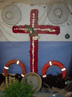 Cruz de Mayo Santa Ana