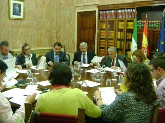 Comisión del PFEA 1