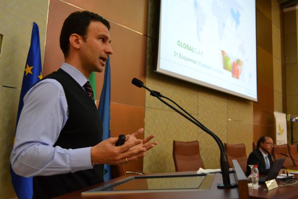 Ignacio Antequera Global Gap