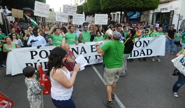 Contra la Ley del ministro del Gobierno de España Wert