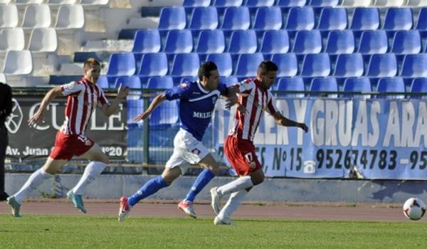 Segunda División B en su grupo IV